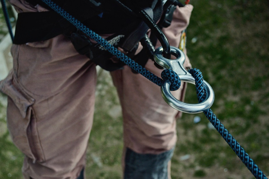 How to belay the right way
