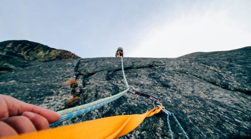 Common Belaying Mistakes