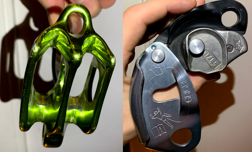 GriGri vs ATC: Which One Should You Be Using? • Climbing Blogger