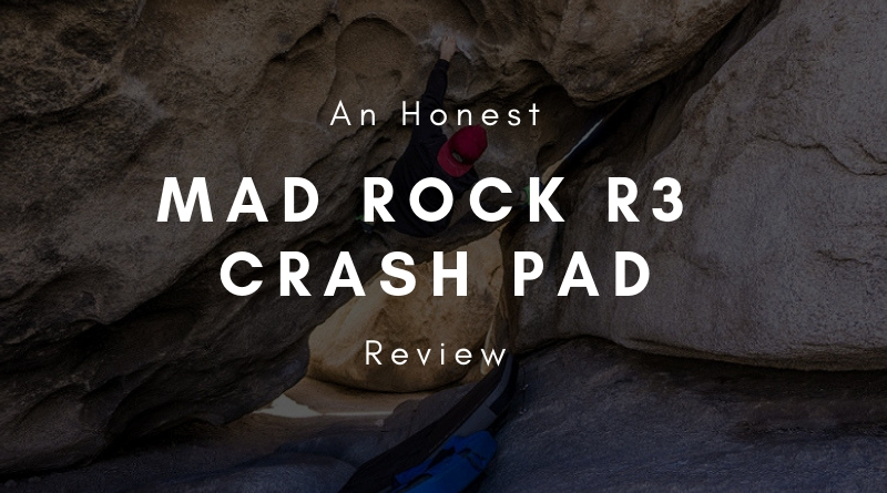 Mad Rock R3 Crash Pad Review