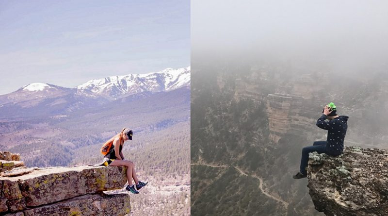 difference between man woman climbing harness