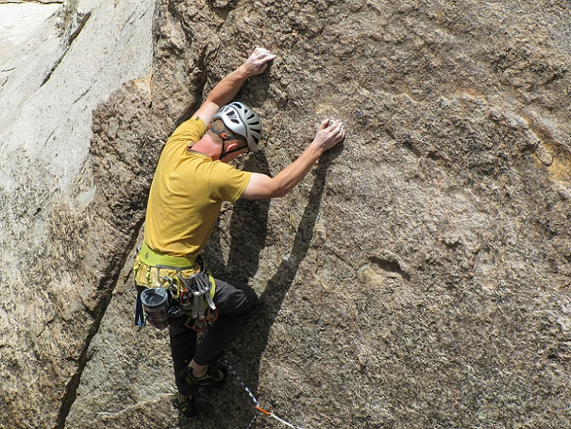 Smearing how to smear in climbing