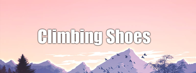 Climbing Shoes Category page
