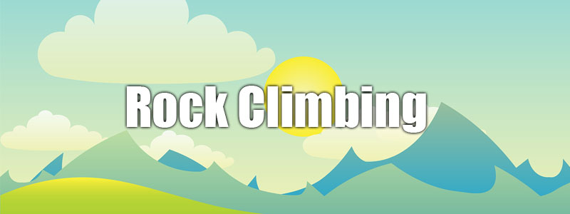 Rock Climbing Category Page