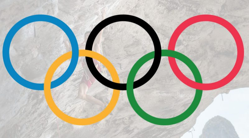 Climbing is an Olympic Sport