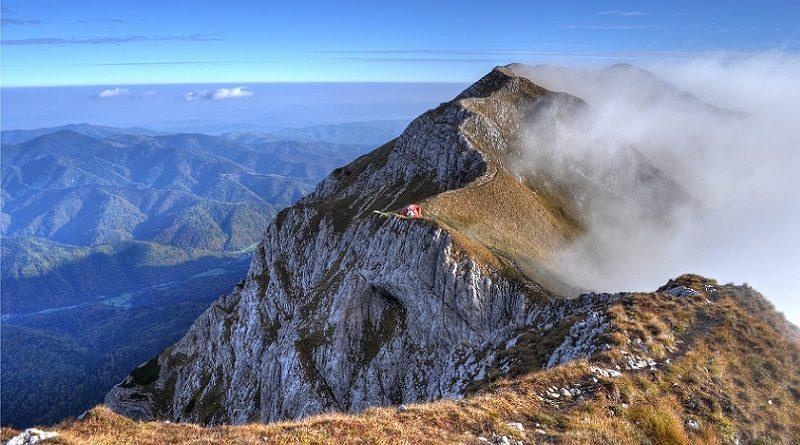 Piatra Crailiui Climbing
