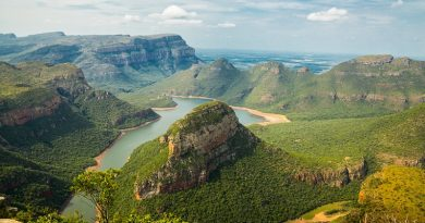 The 3 Best Rock Climbing Locations in South Africa
