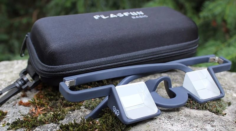 Y&Y Plasfun Basic Belay Glasses with case Review