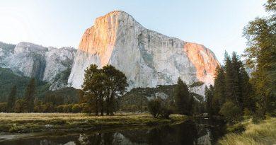 Best Rock Climbing Locations in California, El Cap