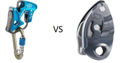 Alpine Up vs GriGri