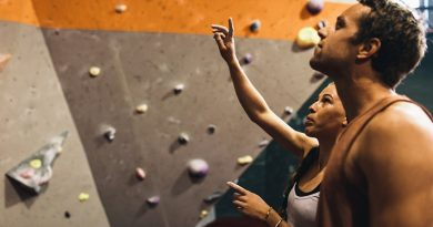 first date climbing or bouldering